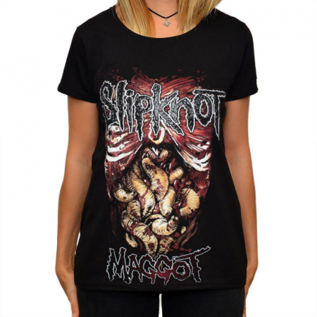 Tricou Femei Slipknot - Maggot0