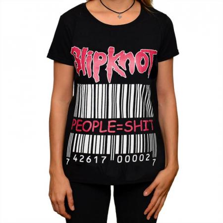Tricou Femei Slipknot - People=Shit0