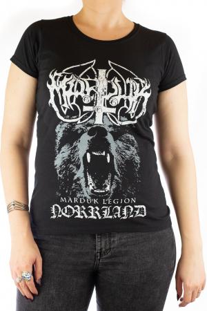 Tricou Femei Marduk - Legion Norrland0
