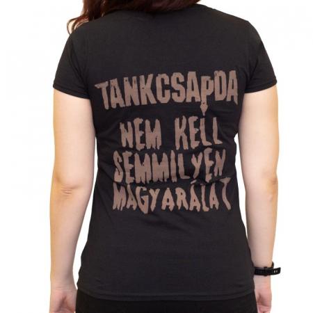 Tricou Femei Tankcsapda1