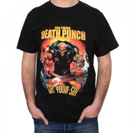 Tricou Five Finger Death Punch - 180 grame0