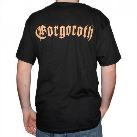 Tricou Gorgoroth - Band 145 grame1