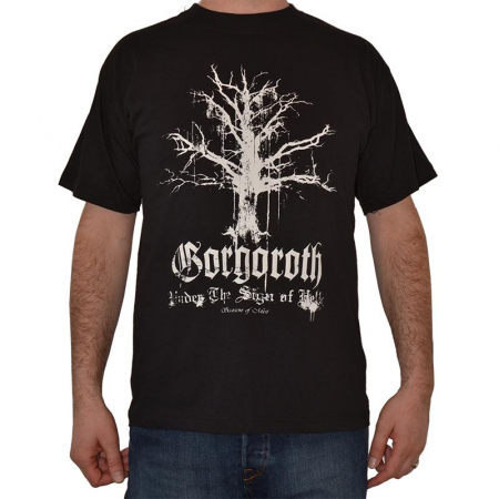 Tricou Gorgoroth - Under The Sign Of Hell - 180 grame0