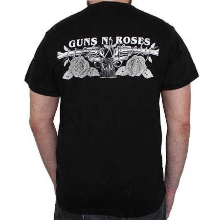 Tricou Guns N Roses - Logo - 145 grame1