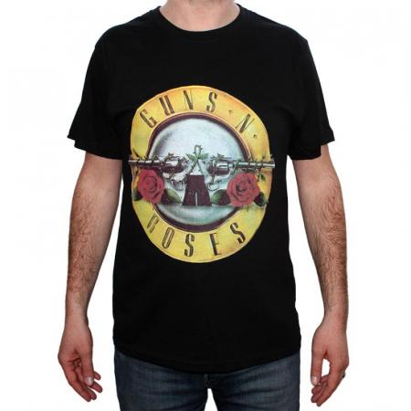 Tricou Guns N Roses - Logo - 180 grame0