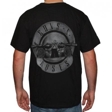 Tricou Guns N Roses Logo band - 180 grame1