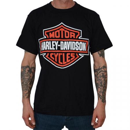 Tricou Harley Davidson - Logo - 180 grame0