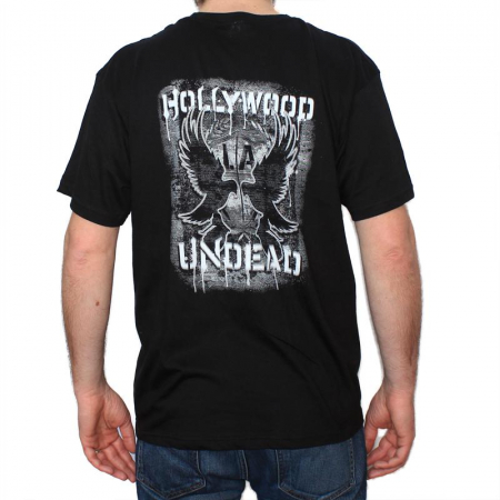 Tricou Hollywood Undead - Angel - 145 grame1