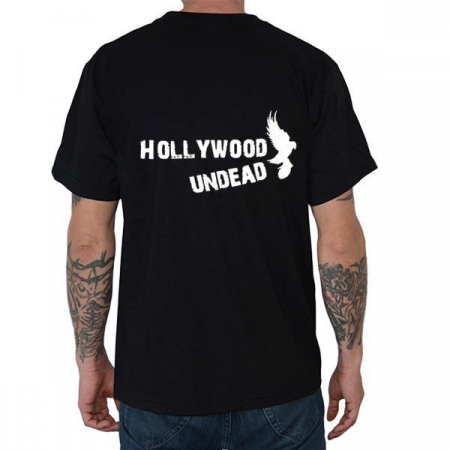 Tricou Hollywood Undead - L.A. 180 grame1