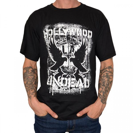 Tricou Hollywood Undead - L.A. 180 grame [0]