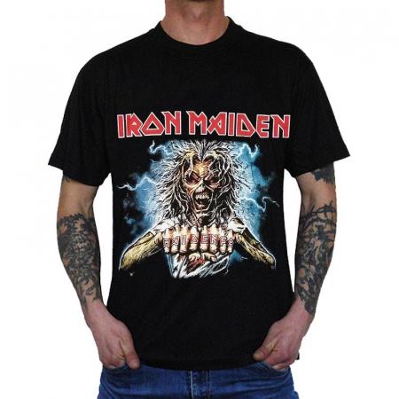 Tricou Iron Maiden - Eddie - 145 grame0