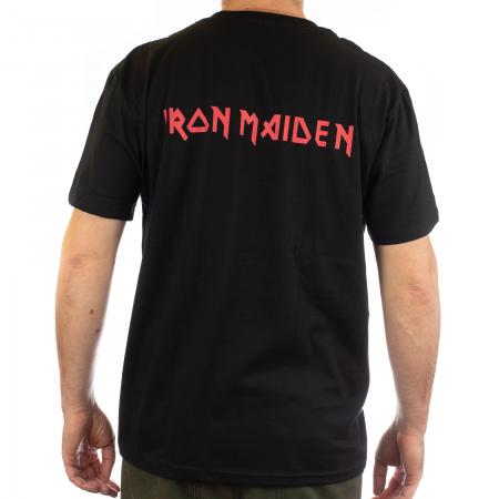 Tricou Iron Maiden - Seventh Son - 180 grame1