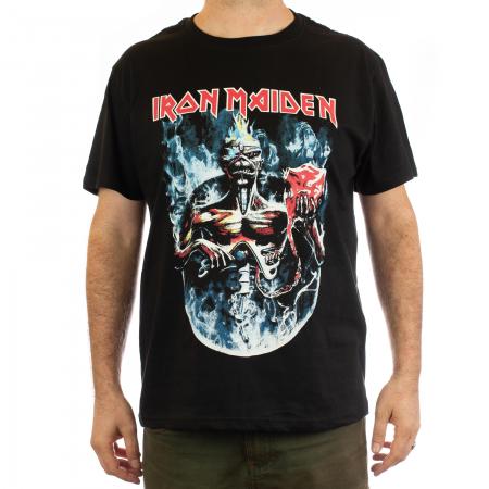 Tricou Iron Maiden - Seventh Son - 180 grame0