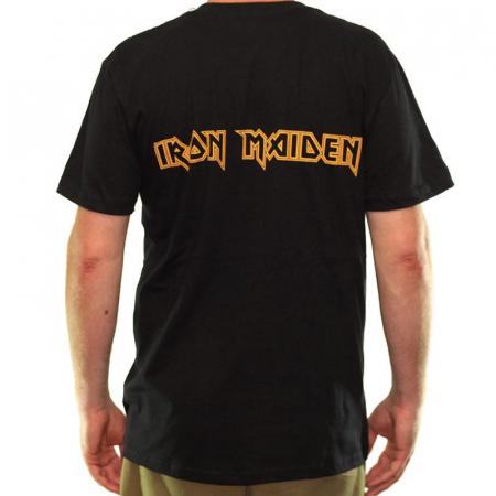 Tricou Iron Maiden - Somewhere In Time - 180 grame1