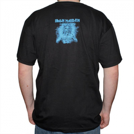 Tricou Iron Maiden - The Book of Souls - 145 grame1