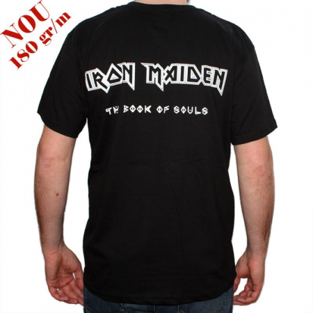 Tricou Iron Maiden - The Book of Souls - 180 grame1