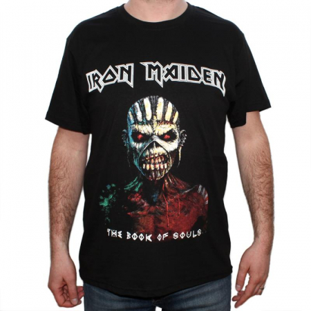Tricou Iron Maiden - The Book of Souls - 180 grame0