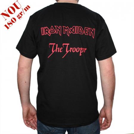 Tricou Iron Maiden - The Trooper - 180 grame1