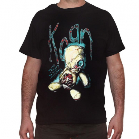 Tricou Korn - DOLL - Fruit Of The Loom [0]