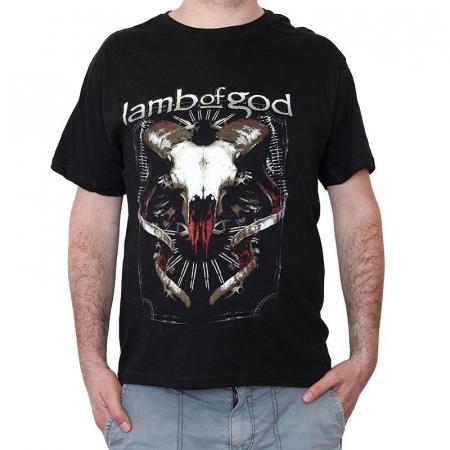 Tricou Lamb of god - 180 grame0
