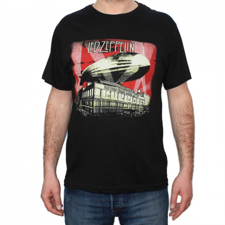 Tricou Led Zeppelin - Madison Square - 145 grame0