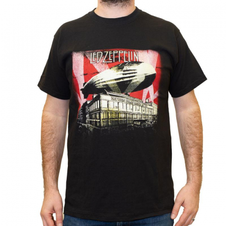 Tricou Led Zeppelin - Madison Square - Fruit Of The Loom [0]