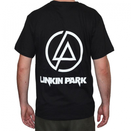 Tricou Linkin Park-Burning In The Skies- 180 grame2