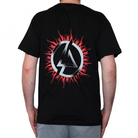 Tricou Linkin Park - Living things - 180 grame1