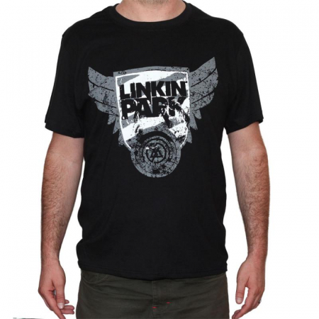 Tricou Linkin Park - Winged - 180 grame0