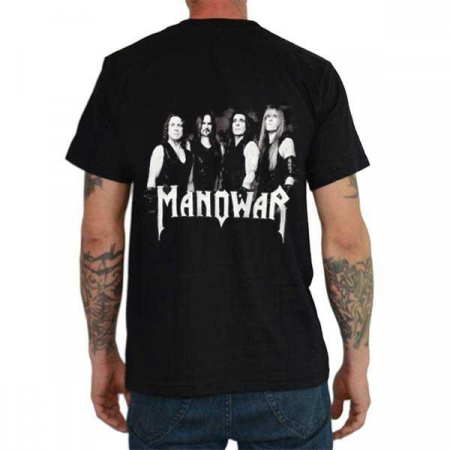 Tricou Manowar - The Lord of Steel 145 grame1