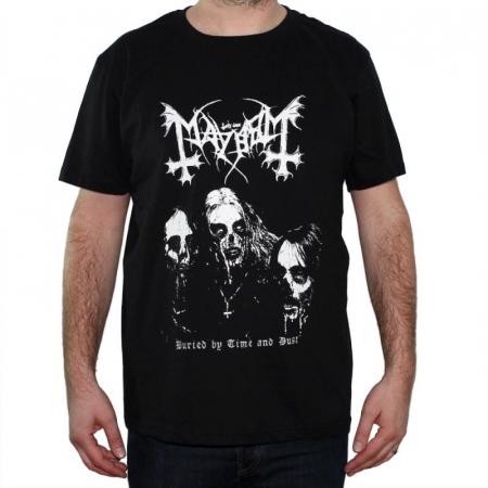 Tricou Mayhem - 180 grame0