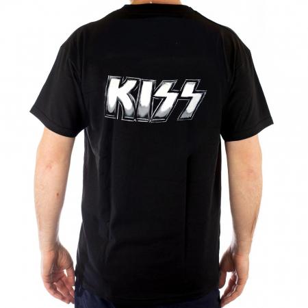 Tricou Kiss - Band - 180 grame - Keya1