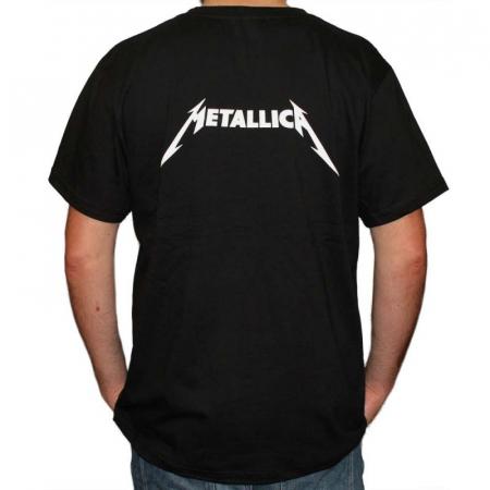 Tricou Metallica - Chitara - 180 grame1