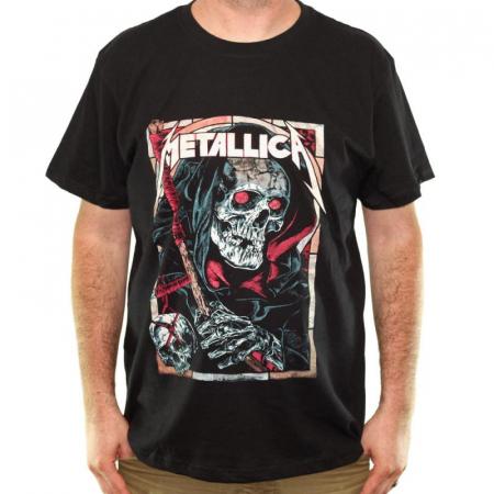 Tricou Metallica - Death Reaper - 180 grame0