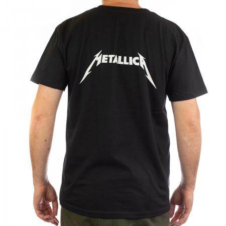 Tricou Metallica - Death Reaper - 180 grame1