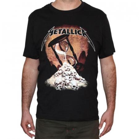 Tricou Metallica - Hourglass - 180 grame0