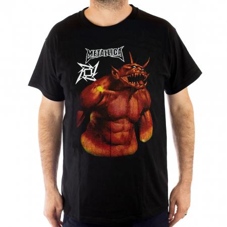 Tricou Metallica - Jump in the fire - 145 grame [0]