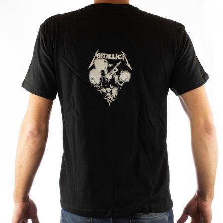 Tricou Metallica - Jump in the fire 2 marime - 145 grame1