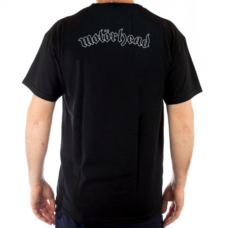 Tricou Motorhead - Live to Win - Fruit Of The Loom [1]