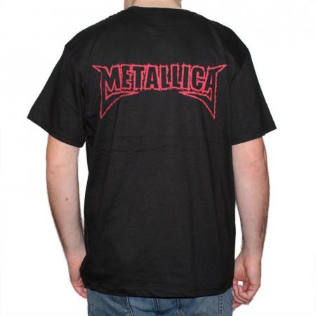 Tricou Metallica - Ying si Yang - 180 grame1