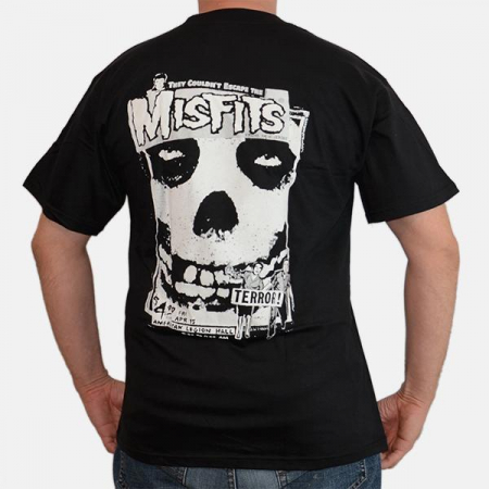 Tricou Misfits - Green - 180 grame1