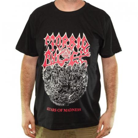 Tricou Morbid Angel - Altars Of Madness - 180 grame0