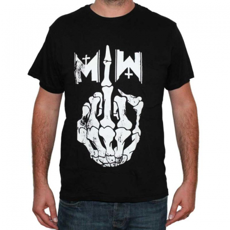 Tricou Motionless In White - Finger - 145 grame0