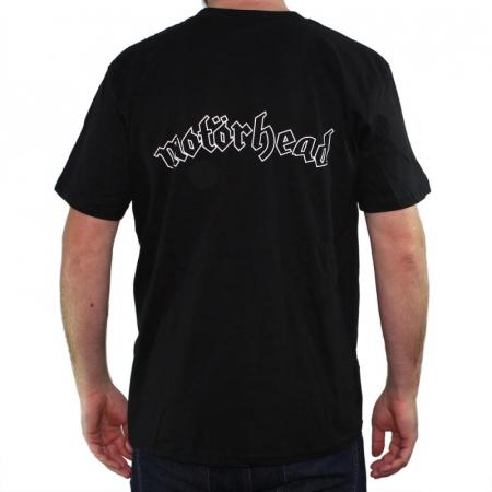 Tricou Motorhead - Ace Of Spades - 180 grame1