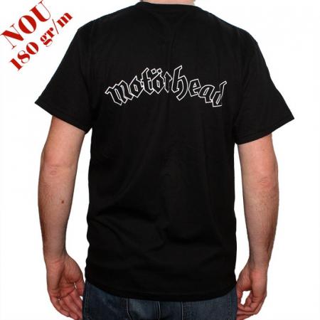 Tricou Motorhead - Aftershock - 180 grame [1]