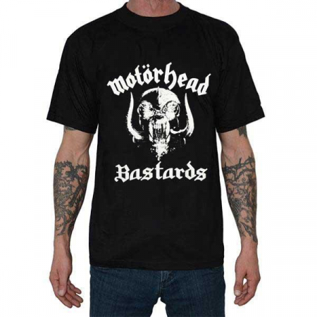 Tricou Motorhead - BASTARDS - 145 grame0