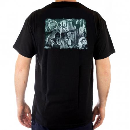 Tricou Slayer - Inferno - 180 grame -marime 3XL Keya [1]