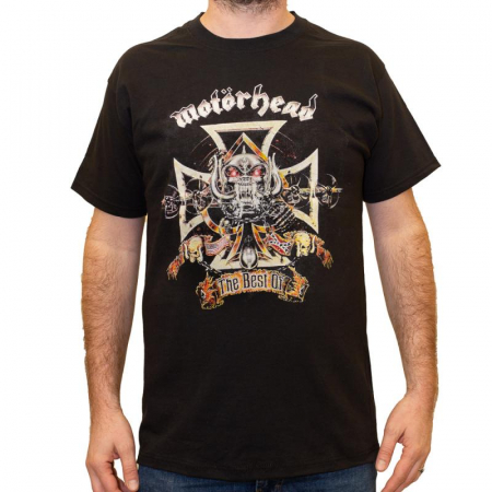 Tricou Motorhead - The Best of - Fruit Of The Loom [0]
