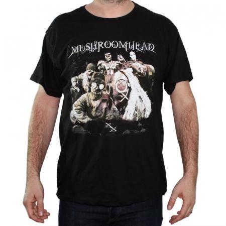Tricou Mushroomhead - 145 grame0