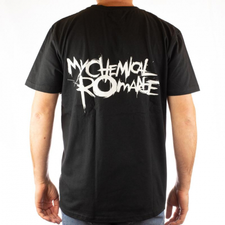 Tricou My Chemical Romance - The Black Parade marime - 180 grame1